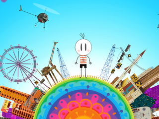 Boy and the World<BR><BR>Ages: 13+