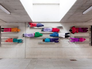 Bodies in Urban Spaces <br><br>All ages